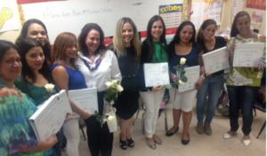 Miami-1st PJ Group Graduates_052016