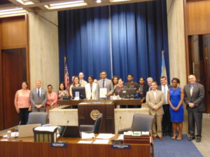Parenting Journey and the Boston City Council