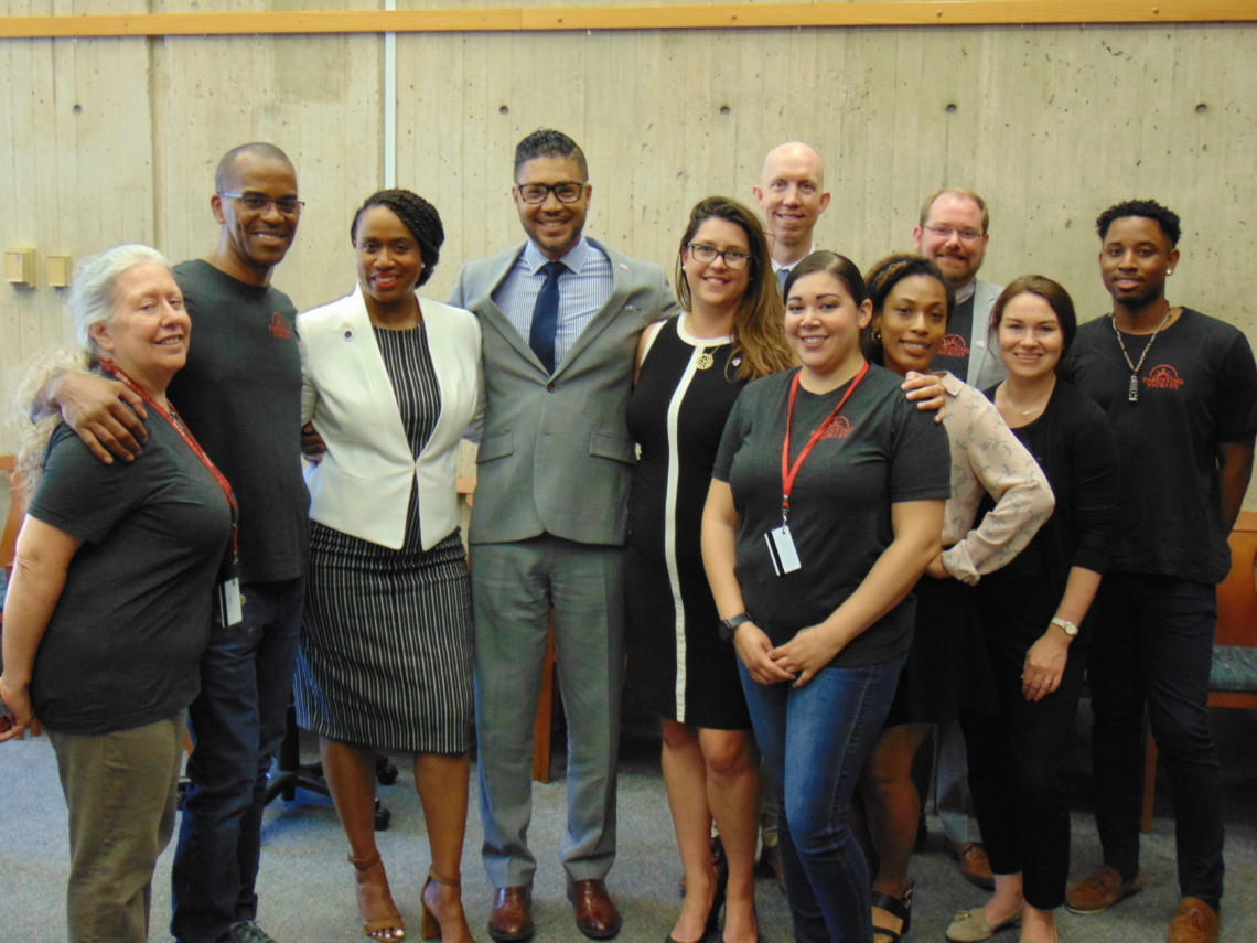 Parenting Journey with Boston City Councilor Ayanna Pressley