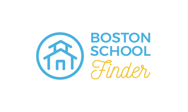 Boston School Finder logo