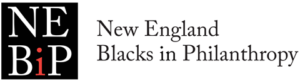 New England Blacks in Philanthropy logo