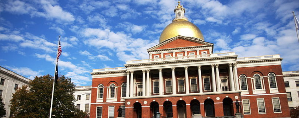 Picture of the Massachusetts State House