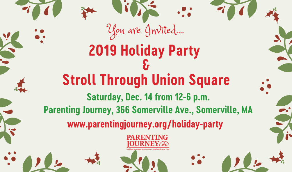 2019 Holiday Party & Stroll