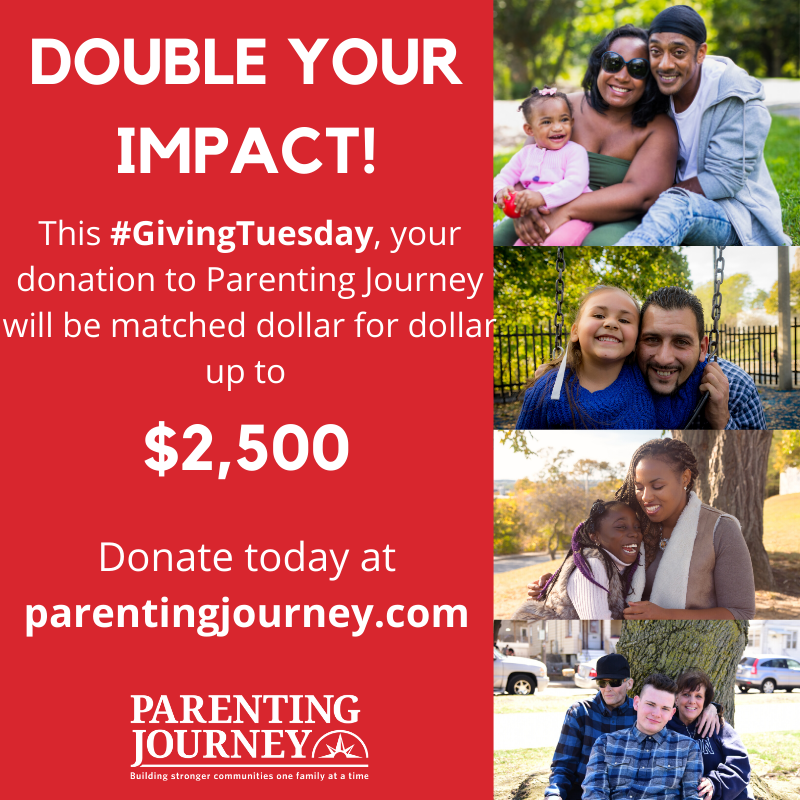 Double your impact!