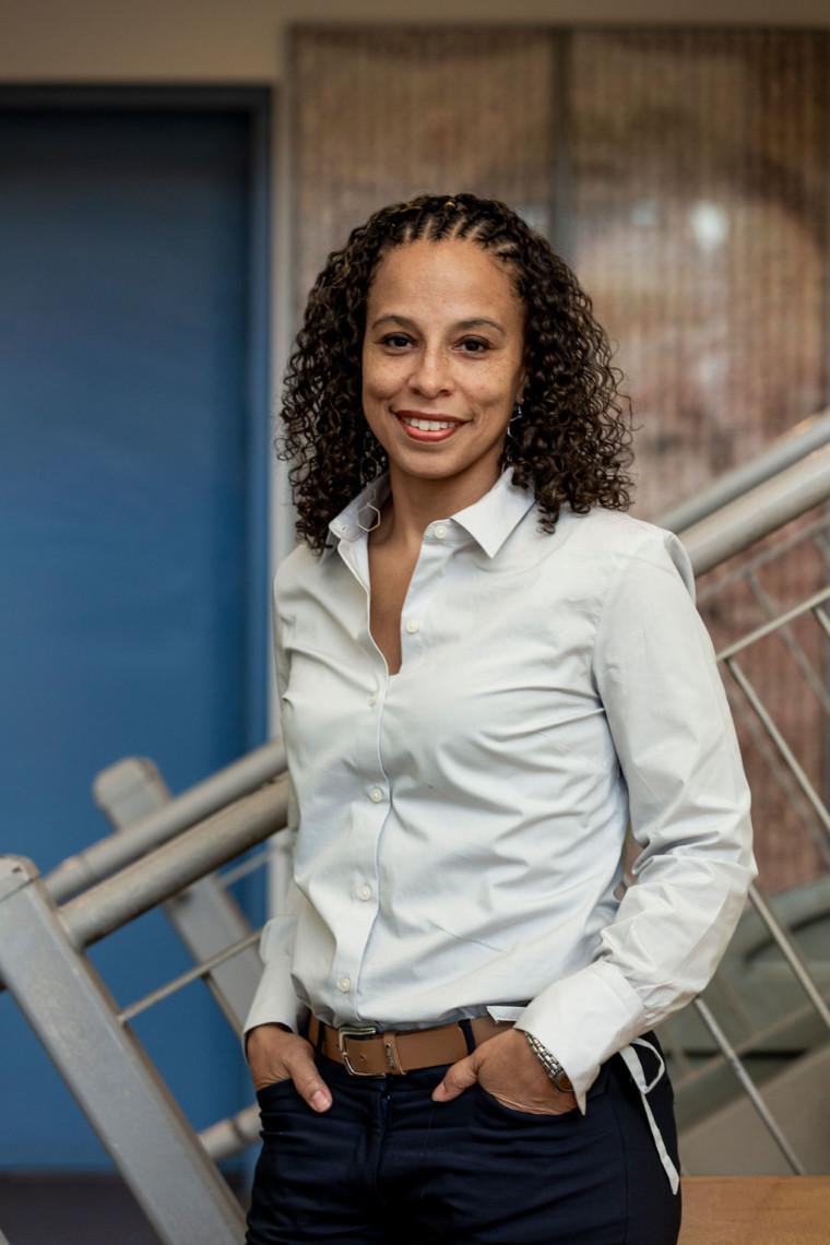 Dr. Michelle Sanchez portrait